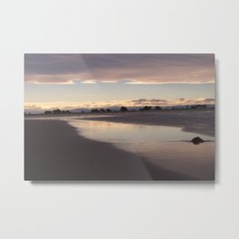 Dreamy Sunset Metal Print