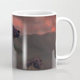 Quiet Warrior 2 version. Coffee Mug