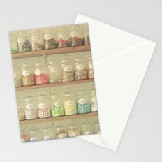 Sweet Shop Stationery Cards