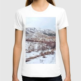 Iceland scene T-shirt