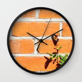 The poetry of ordinary things Wall Clock