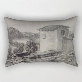 Puycelci Tower MM150707p Rectangular Pillow