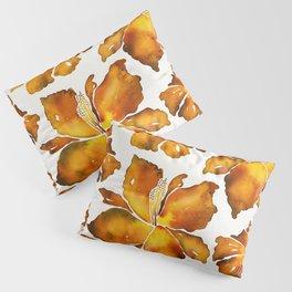 Iris Bloom – Autumn Palette Pillow Sham