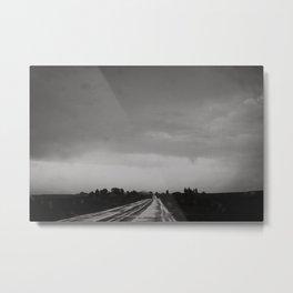Midwest Storm III Metal Print