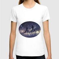 running T-shirts featuring Running by Cs025