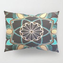 Kateri -Mandala Pillow Sham