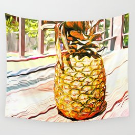 The Pineapple Wall Tapestry