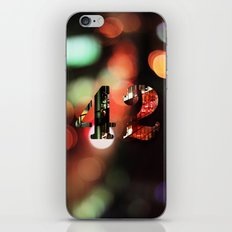 The answer to the ultimate question iPhone & iPod Skin