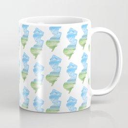 New Jersey Home State Coffee Mug