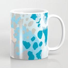 Freya - Painted minimal bright summer palette boho abstract decor minimalist Coffee Mug