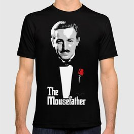 Walt E.Disney, The Mousefather T-shirt
