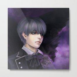 Kuroshitsuji - Ciel Metal Print