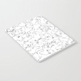 Light gray marble (1) Notebook