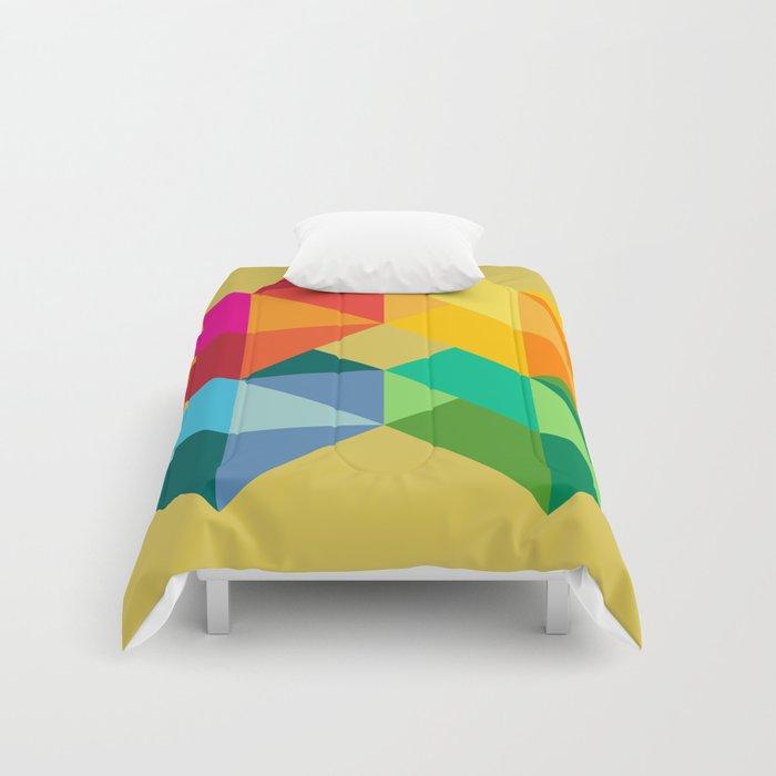 Multiple Hearts Comforters