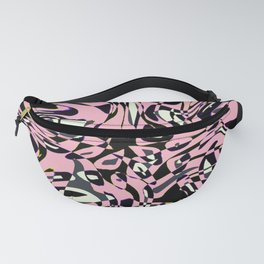 Fragments Of Perception Fanny Pack