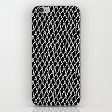 Net Black iPhone Skin