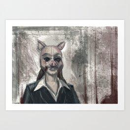 The Animal Art Print