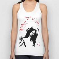 aries Tank Tops featuring Aries by Bree Stillwell Craft