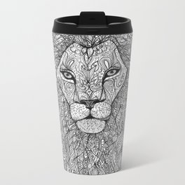 Brother Lion Metal Travel Mug