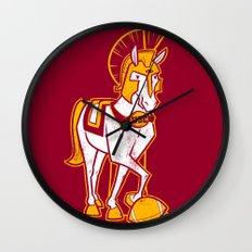 USC Wall Clock