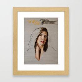 """""""Harmonia"""" Framed Art Print"""