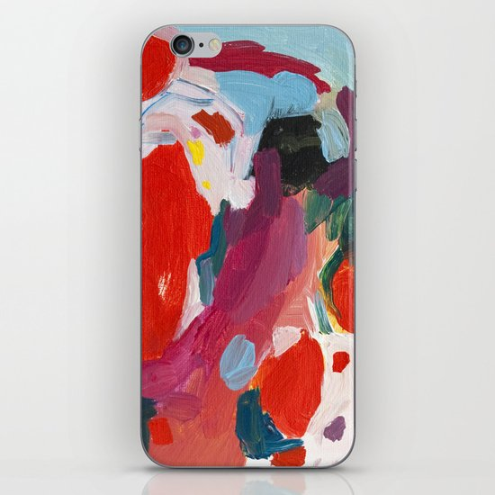 Color Study No. 1 iPhone & iPod Skin