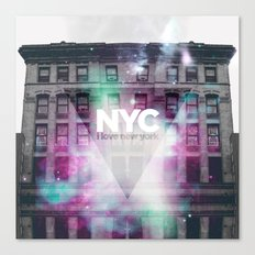 NYC - I Love New York 6 Canvas Print