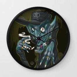 Yo Nosferatu Wall Clock