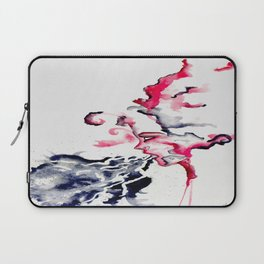 Smokers Cough Laptop Sleeve