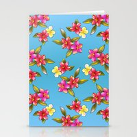 aloha Stationery Cards featuring Aloha by Joke Vermeer