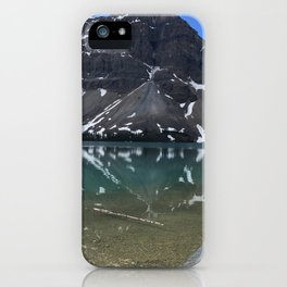 Canada Mountains iPhone Case
