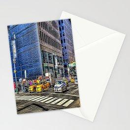 Street Art New York Stationery Cards