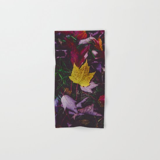 Autumnal Hand & Bath Towel