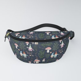 Gnomes and Pines Fanny Pack