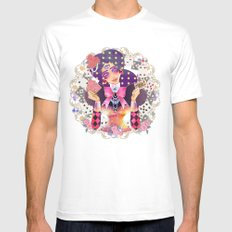 What divination do you use? White Mens Fitted Tee SMALL