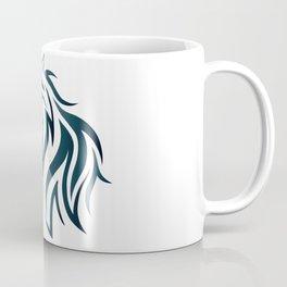 Wolf Head Coffee Mug