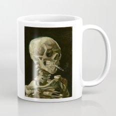 Vincent van Gogh - Skull of a Skeleton with Burning Cigarette Mug