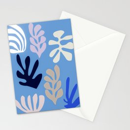 Seagrass 2 - oceanic Stationery Cards