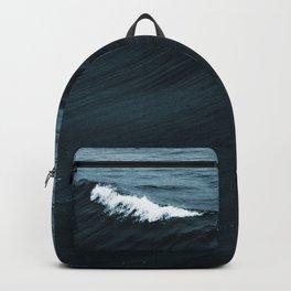 Dark Blue Ocean Backpack