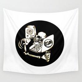 'Til death Wall Tapestry