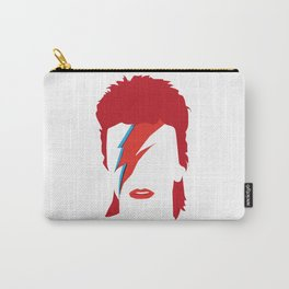 Bowie faceless Carry-All Pouch