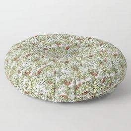 Mistletoe Floor Pillow