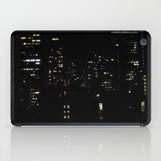 1 city night iPad Case