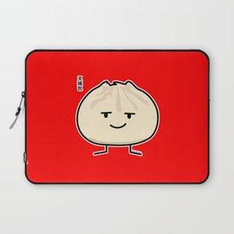 Pork Bun dim sum Chinese breakfast steamed bbq bun Laptop Sleeve