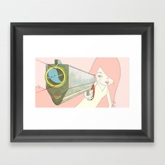 BIG BANG ♥ Framed Art Print