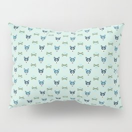 doggone it (mint) Pillow Sham