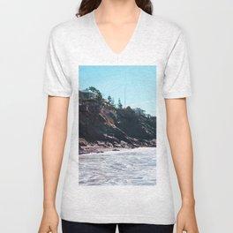 Beach Living Unisex V-Neck