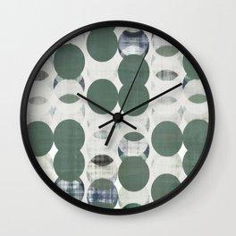 Minimalist art, Scandinavian art, geometric print, nordic design, minimalist wall art, simple art, p Wall Clock