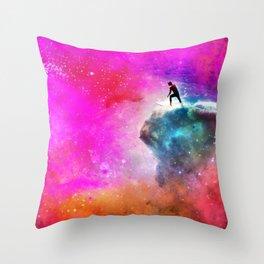 Andy Andromeda Throw Pillow