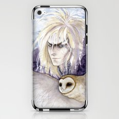 The Goblin King iPhone & iPod Skin